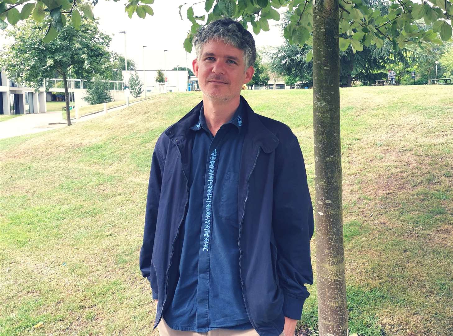 Dr Gardner has called on local councils to plant more trees to help reverse climate change pollution