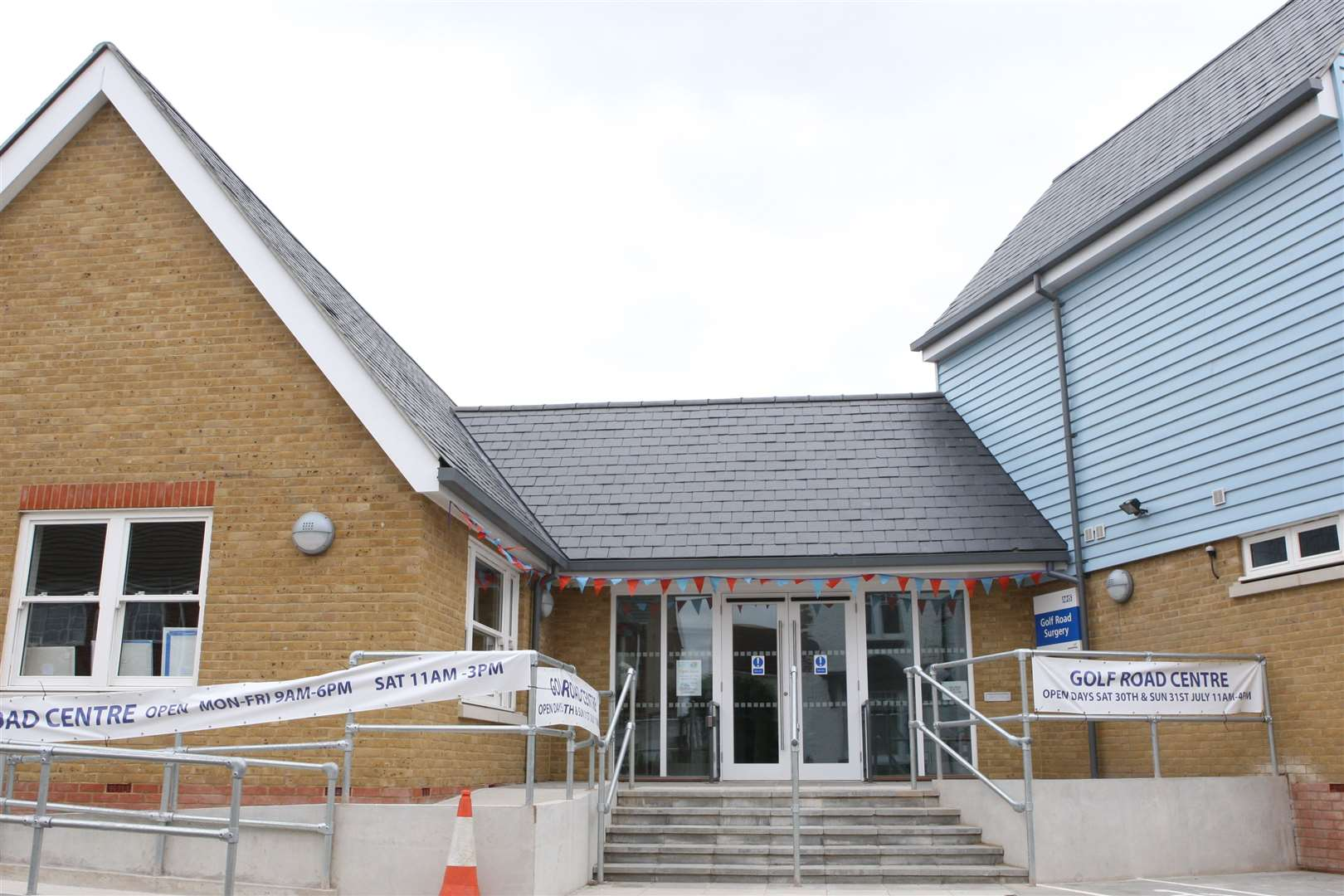 The Golf Road Centre. Picture: Terry Scott