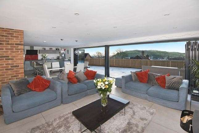 Inside the £600,000 Dover home. Picture: Zoopla / Miles and Barr
