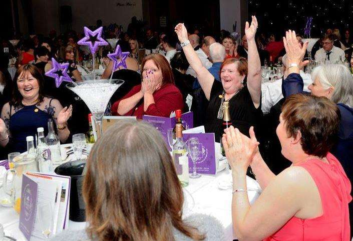 We Are Beams were named Children's Charity of the Year