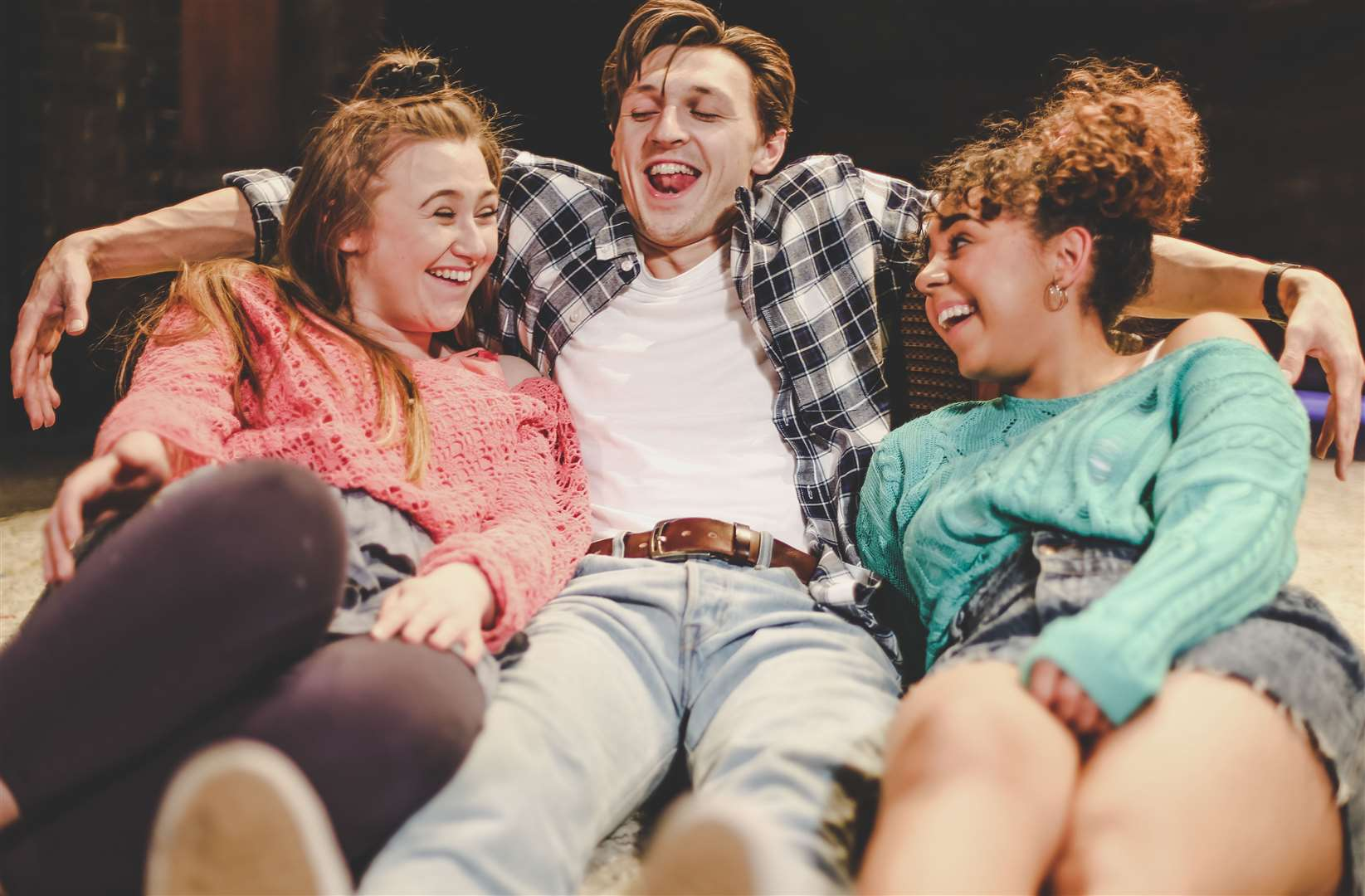 Rita, Sue and Bob Too is at the Marlowe Theatre