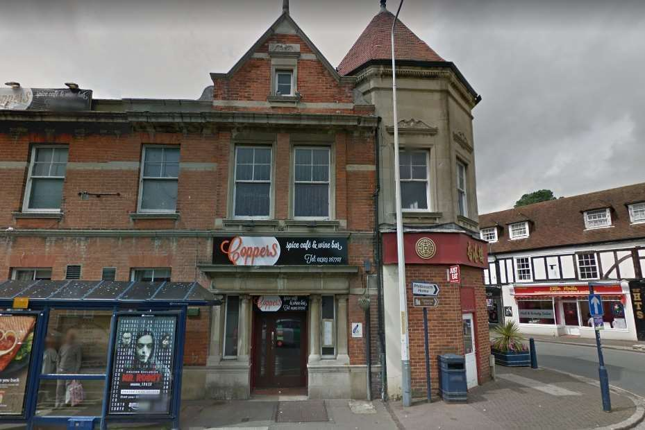 Coppers is Hythe's best takeaway, according to TripAdvisor