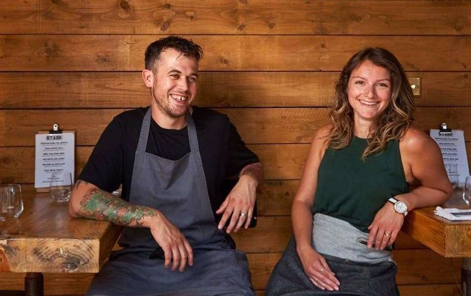 Ben and Sophie Crittenden opened the restaurant in 2016