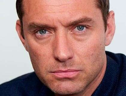 Jude Law is filming for new drama 'The Third Day'
