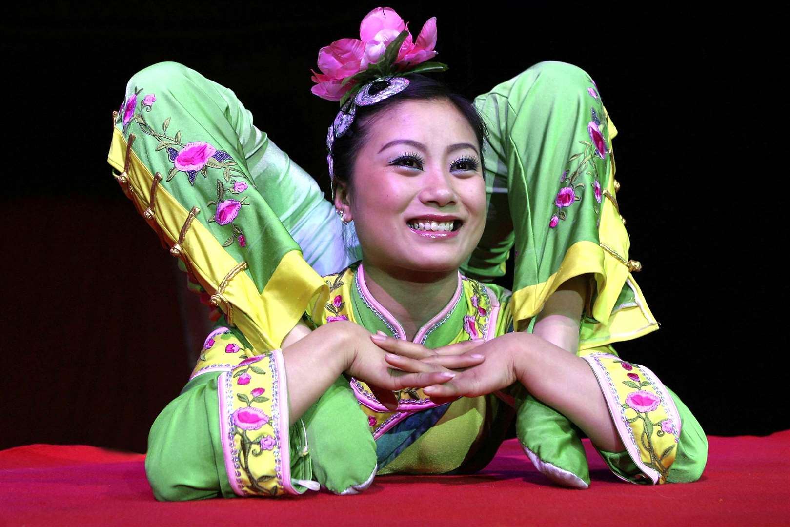 A contortionist has already signed up to take part. Stock picture / Asia Sawicka, Chinese State Circus