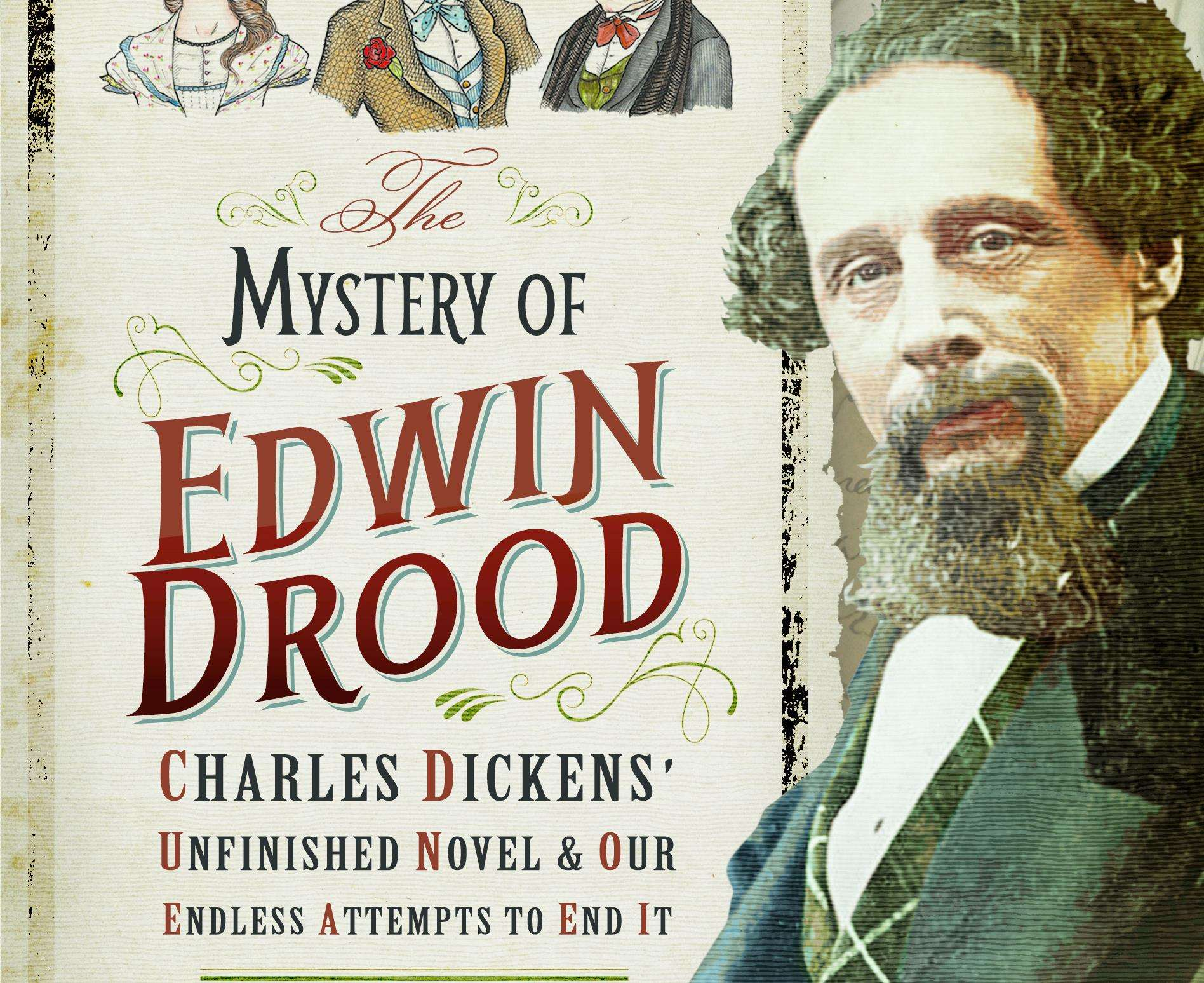 The book puts together the many ideas of how Charles Dicken's novel would have ended. (3424476)