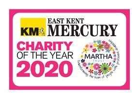 Martha Trust is the Mercury's Charity of the Year 2020