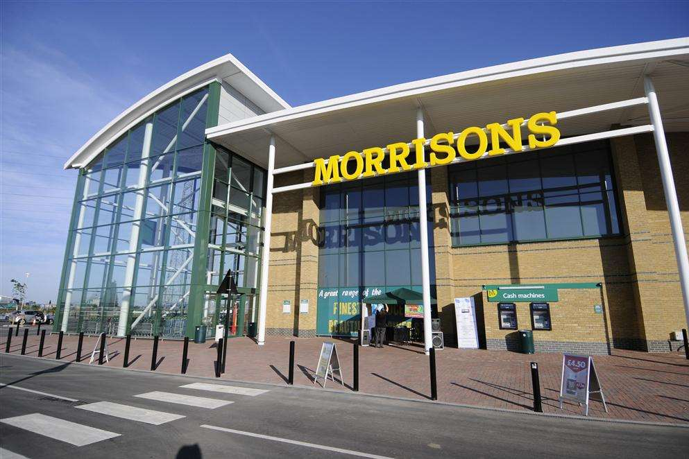 The opening of the long-awaited Morrisons store for Sheppey