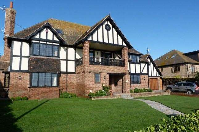 Five-bed detached house for sale in North Foreland Avenue, Broadstairs. Picture: Zoopla / Mayes and Johnson Estate