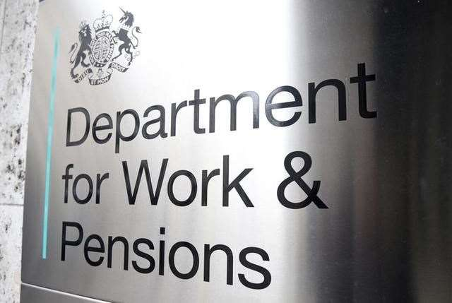 The Department for Work and Pensions is responsible for Universal Credit (7903566)