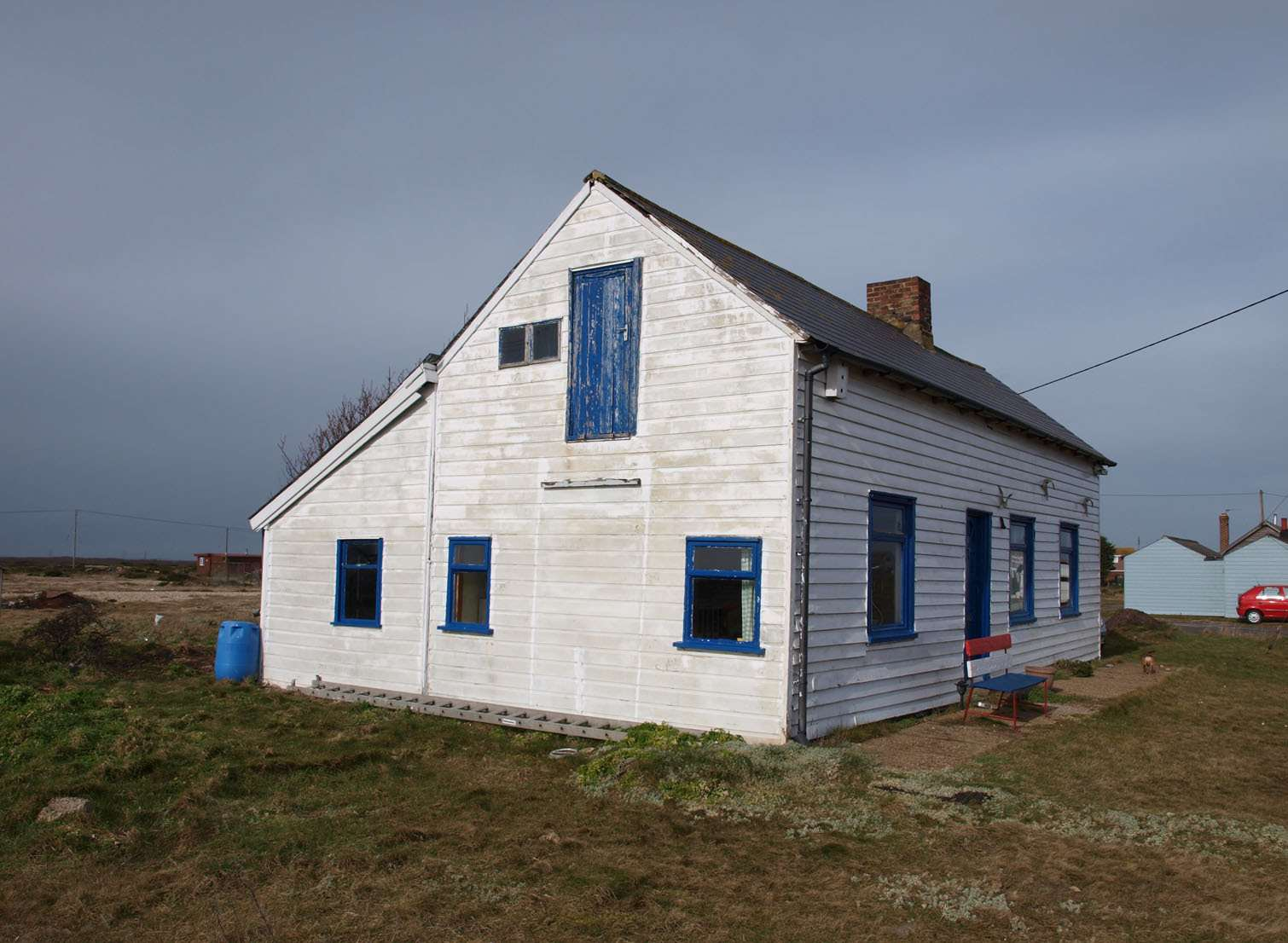 Is the Pink Floyd cottage at Dungeness the real thing?