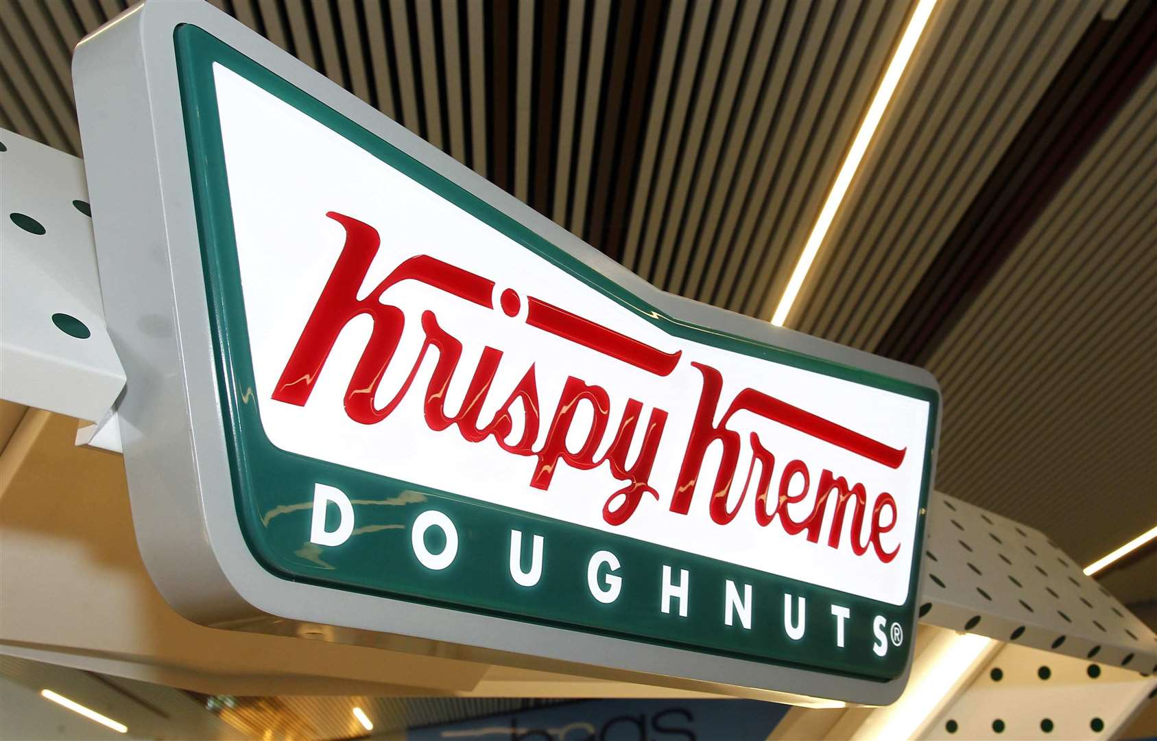 Krispy Kreme opens in the Mall MaidstonePicture: Sean Aidan (2168892)