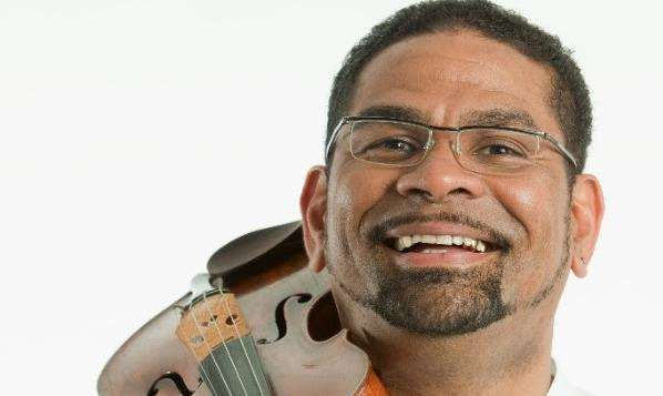 Cuban violinist Omar Puente will be at Margate Jazz Weekend