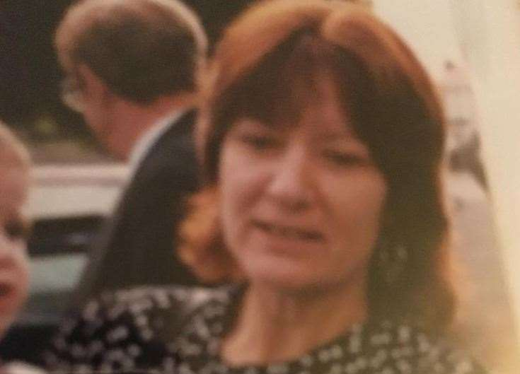 Grandmother Jackie Allen, 65, died in the house fire in West Malling