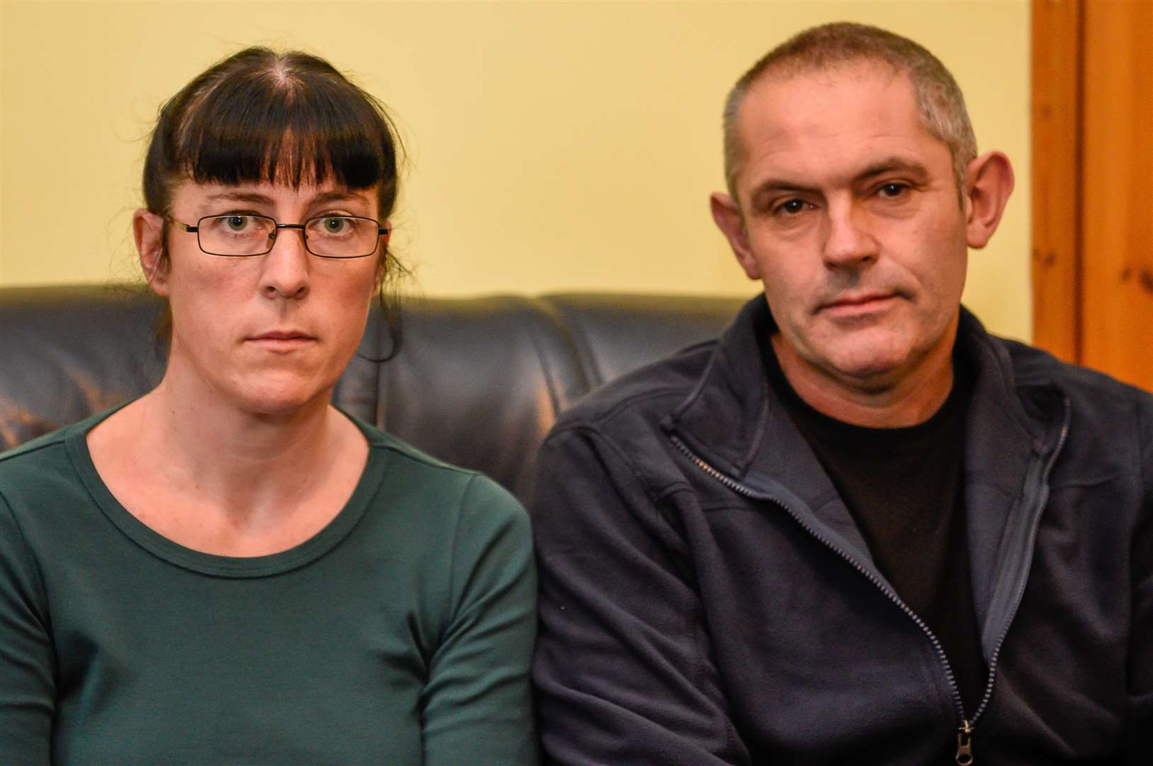 Victims of harassment Mark and Elaine Burrows featured on KentOnline in November 2018 Picture: Alan Langley
