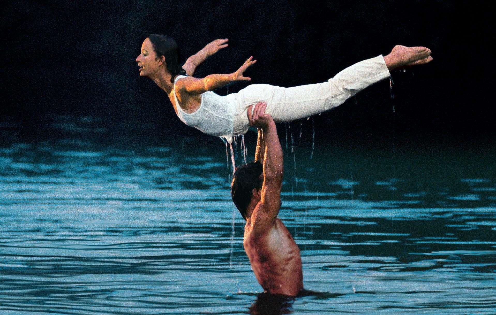 Dirty Dancing will be screened at the King's Hall