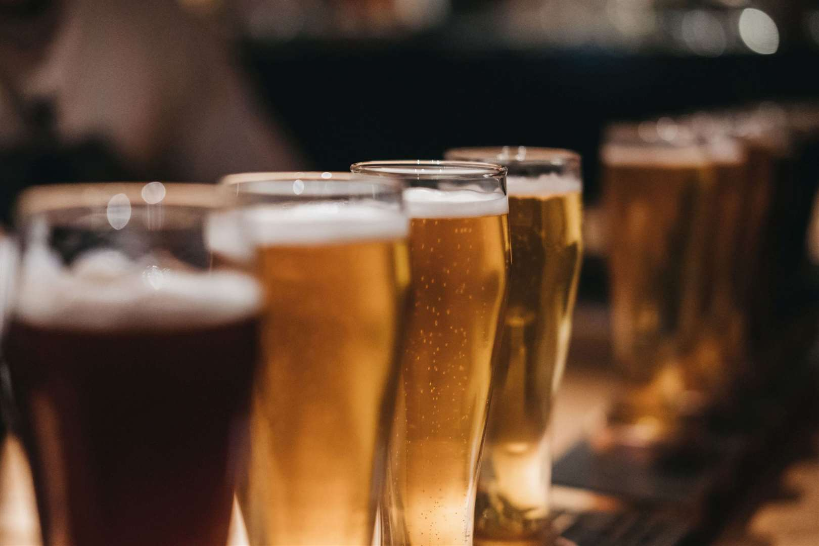 Pubs have adapted by delivering beer and food Picture: iStock/PA