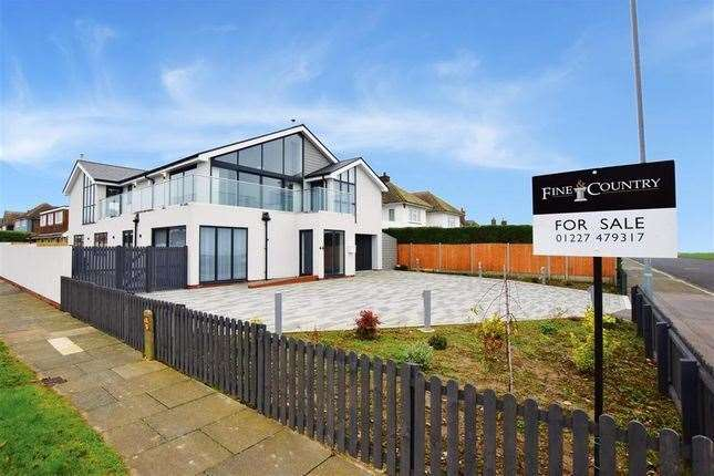 Four-bed detached house in Royal Esplanade, Westbrook. Picture: Zoopla / Fine & Country