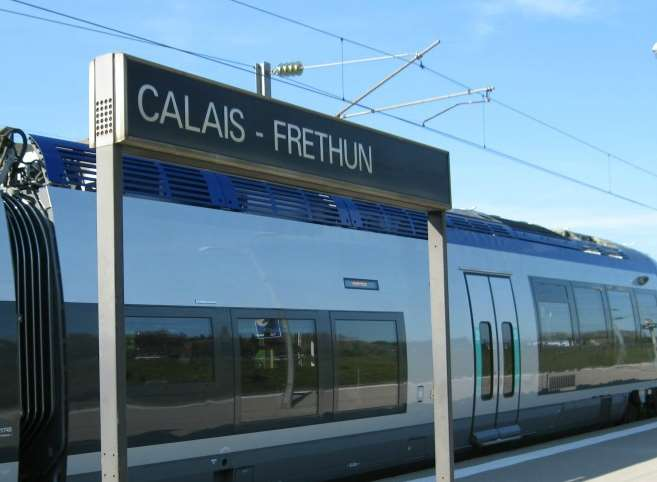 The Mayor of Calais is keen to link stations in northern France to Kent with a cross-Channel metro line