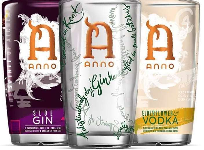 Anno Distillers makes a range of spirits