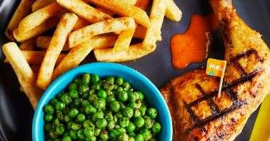 Grab your free Nando's after picking up your results