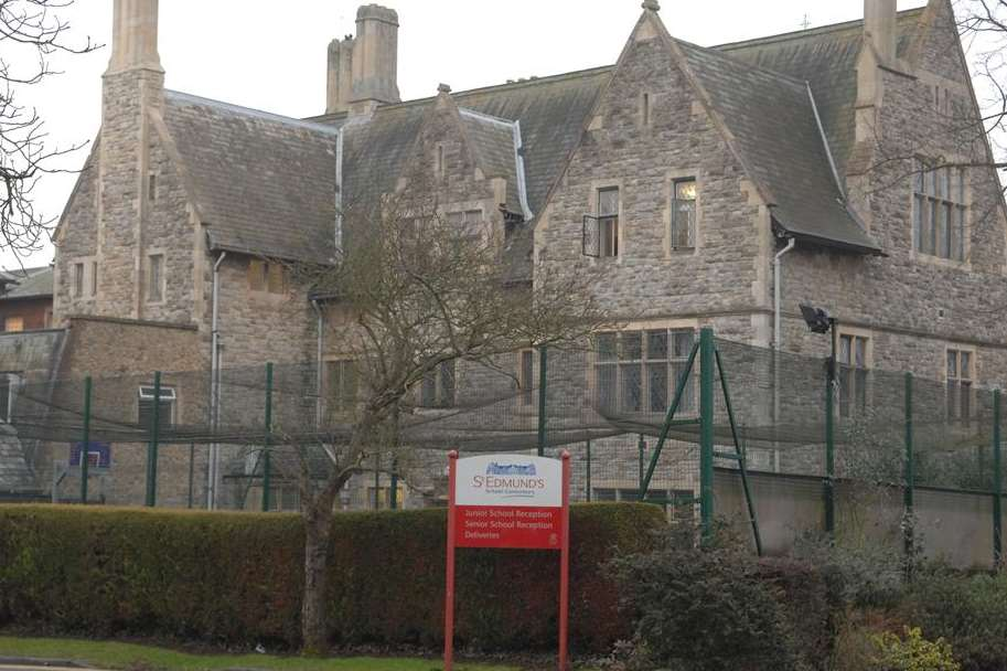 St Edmund's School in Canterbury