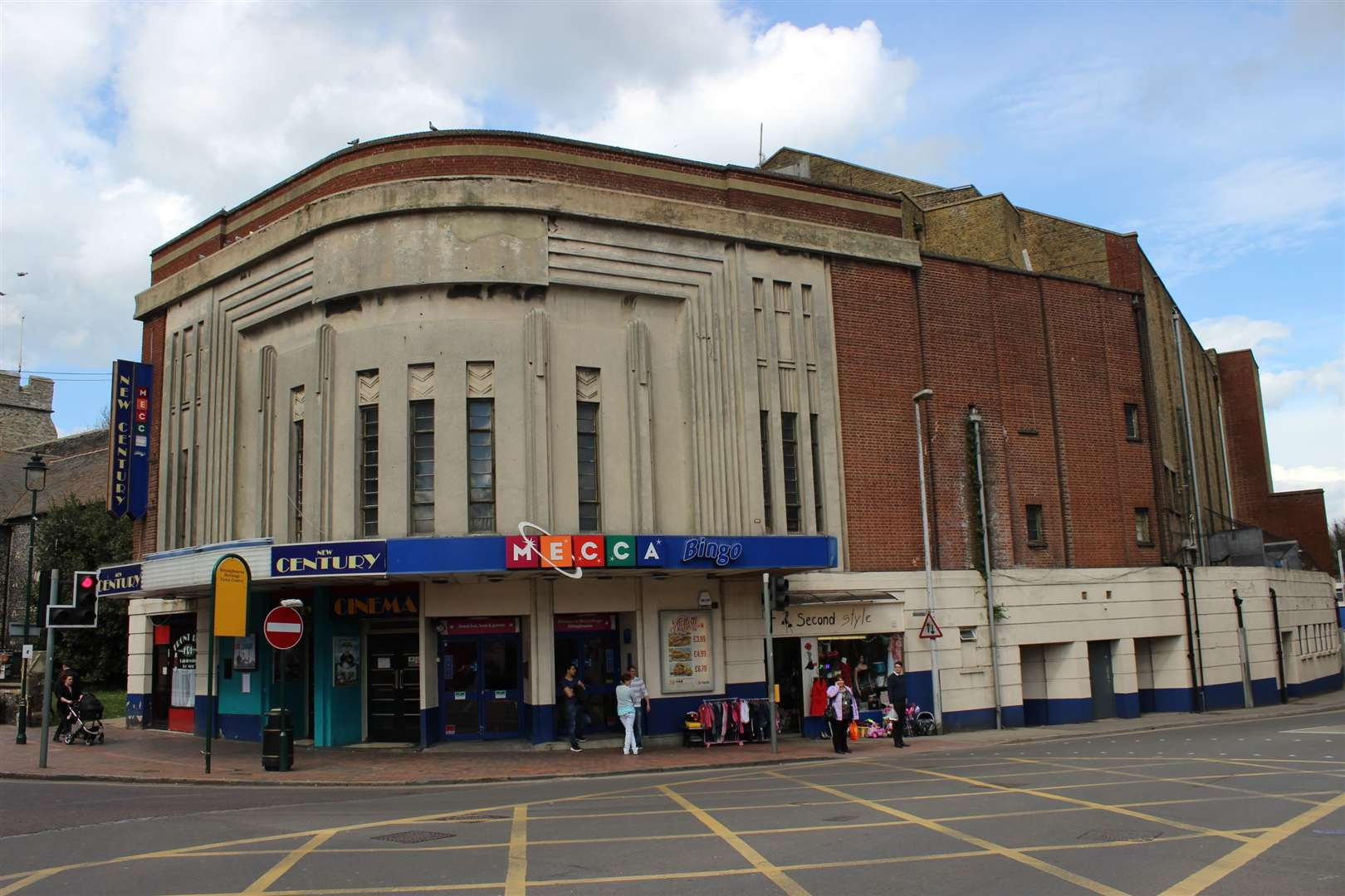 New Century Cinema, in Sittingbourne, is planning to reopen on May 17.