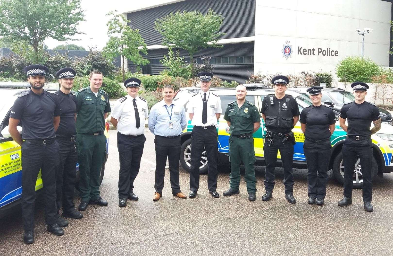 The Joint Response Unit will now also operate in Dartford and Gravesham