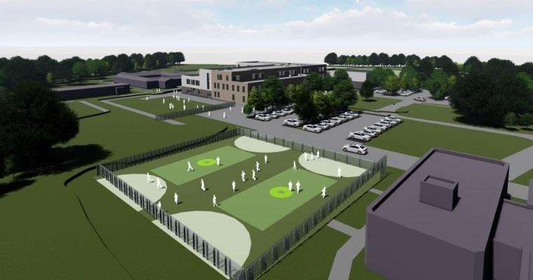 New sports facilities will be delivered (5361132)