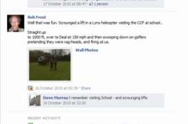 Cllr Frost's earlier comments on Facebook