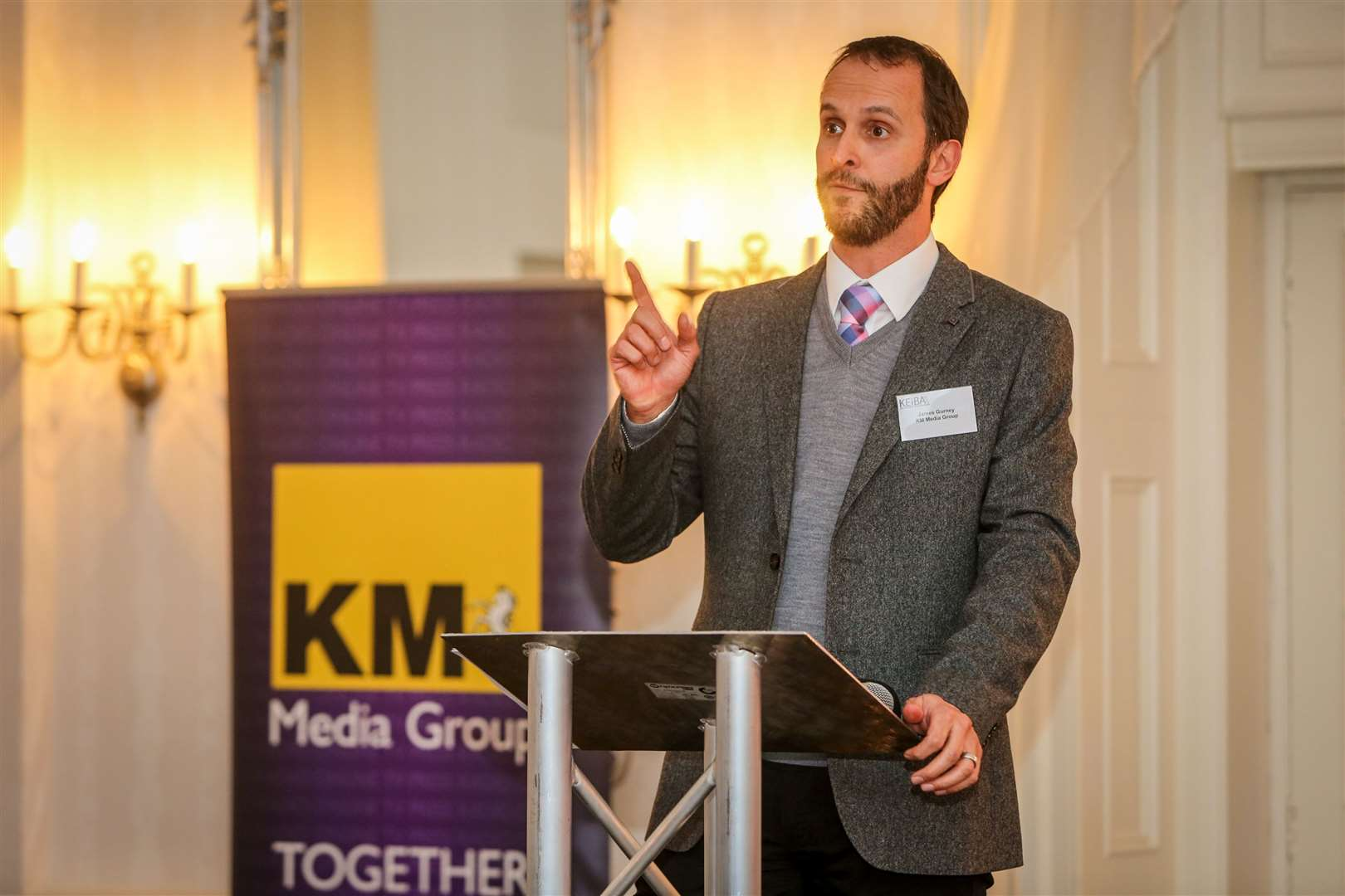 KM Media Group MD James Gurney has confirmed KEiBA 2020 has been cancelled