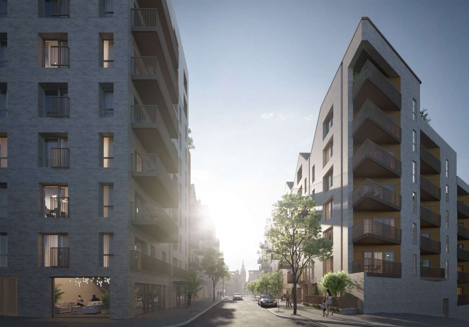 New homes are a key part of regeneration in Gravesend