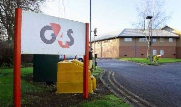 Medway Secure Training Centre when it was run by G4S (13649093)