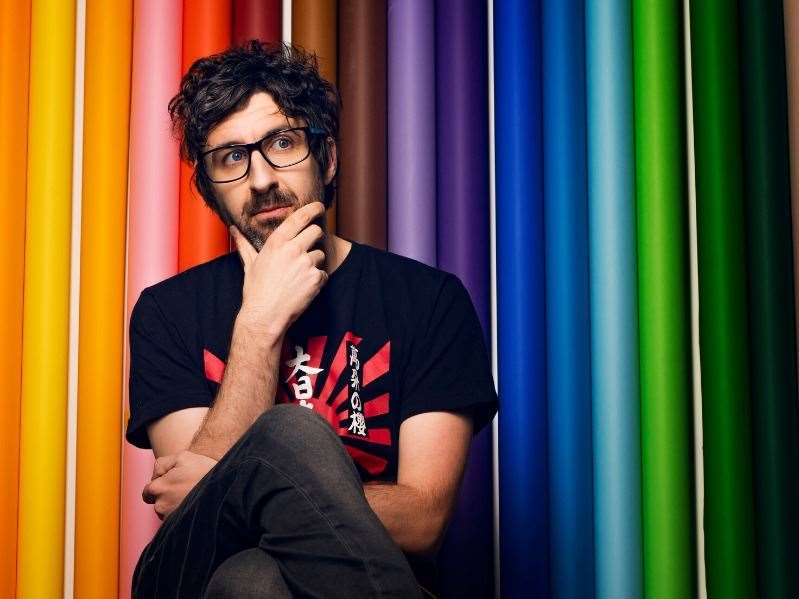 Mark Watson's Comedy Club will be launched at Hever Castle's drive-in experience
