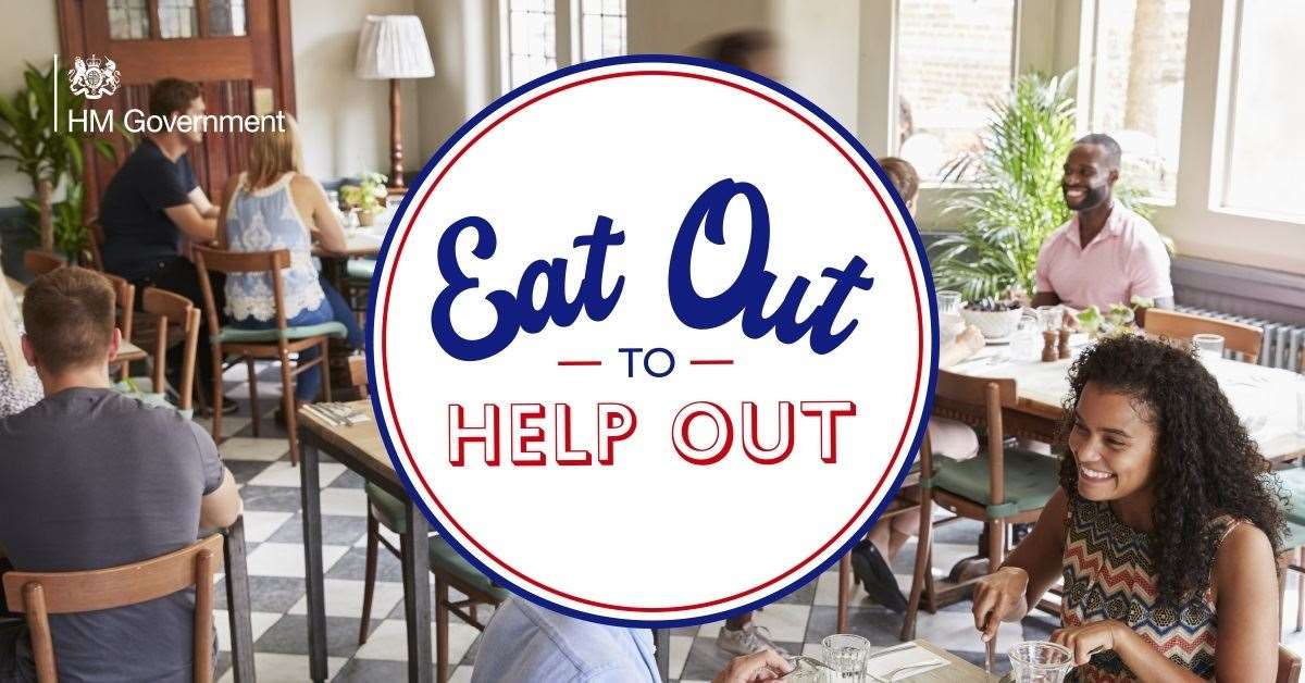 The Eat Out to Help Out Scheme starts today (Monday, August 3) (41204955)