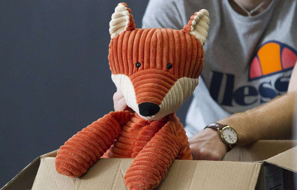 The Naughty Fox at the Marlowe Studio