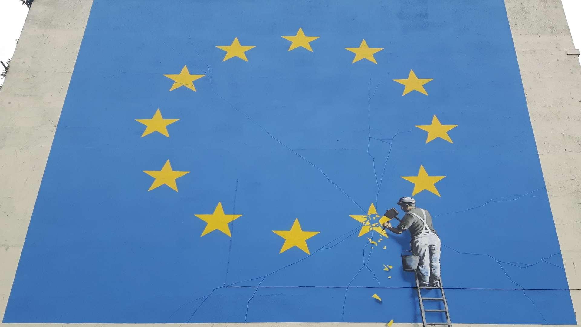 Godden Family Confirms Plans To Sell Banksy Artwork At