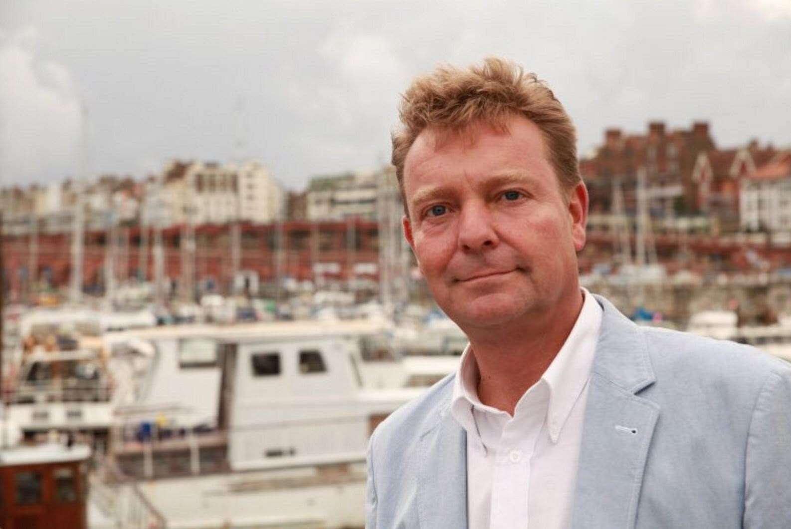Craig Mackinlay believes the port would be better transformed into a marina village