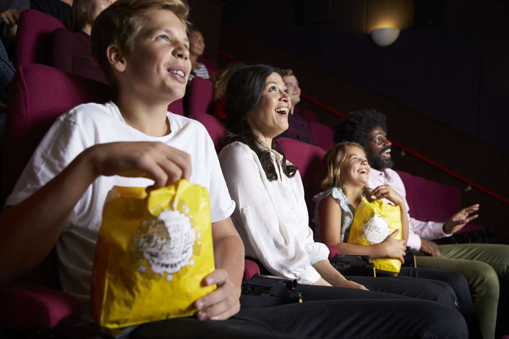 The cinema experience will be quite different to what we're all used to