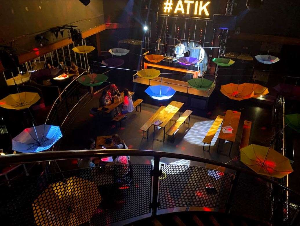ATIK in Dartford is now open until 2 a.m.
