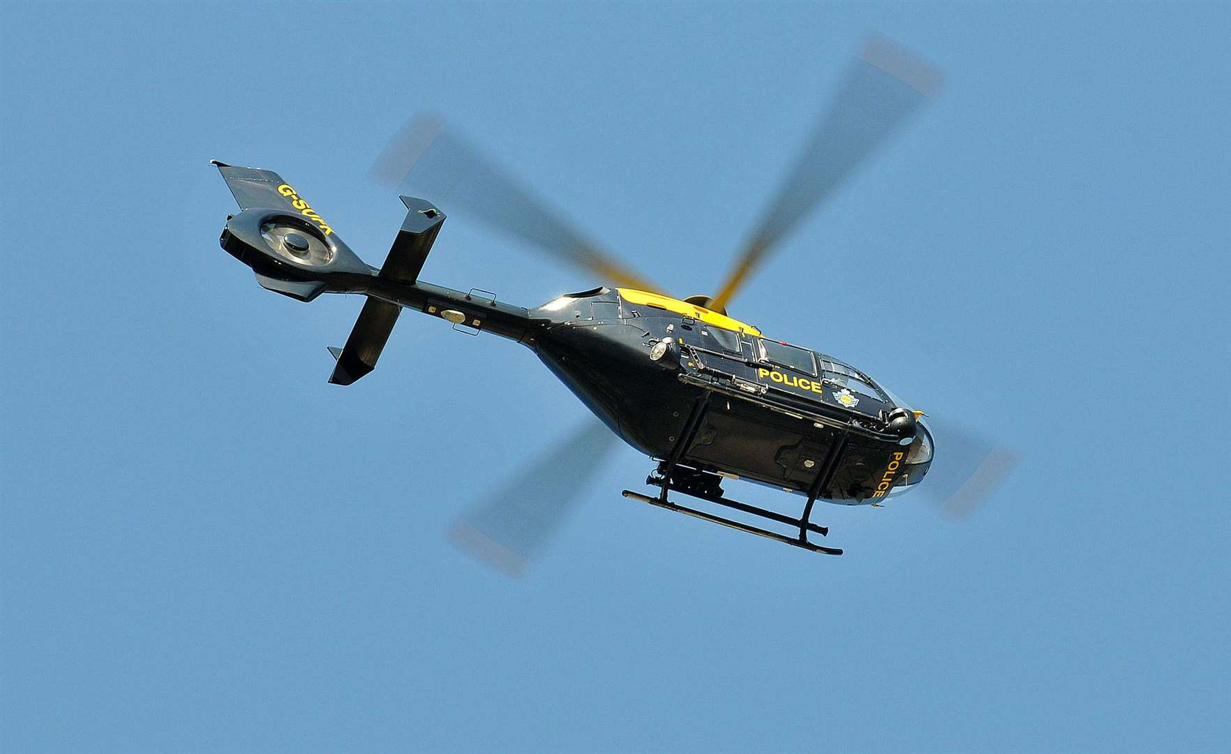 Police Helicopter. (6435343)