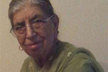Grandmother Harjit Chaggar was found dead in a shop basement