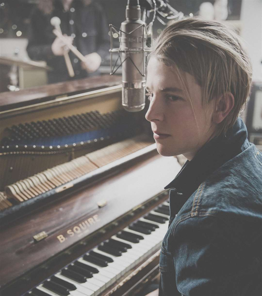 Tom Odell was among the live music line-up at last year's festival