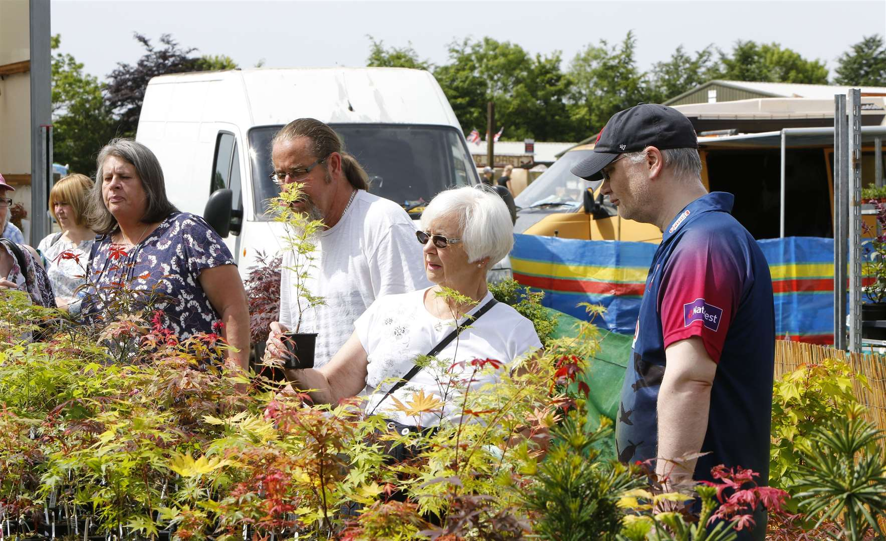 The Kent Garden Show will be back at the showground in Detling, Maidstone Picture: Andy Jones