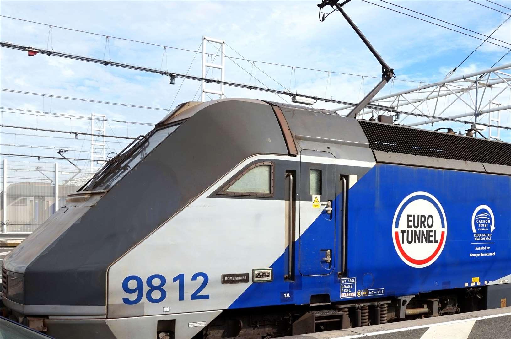 Delays for Eurotunnel passenger services at Folkestone