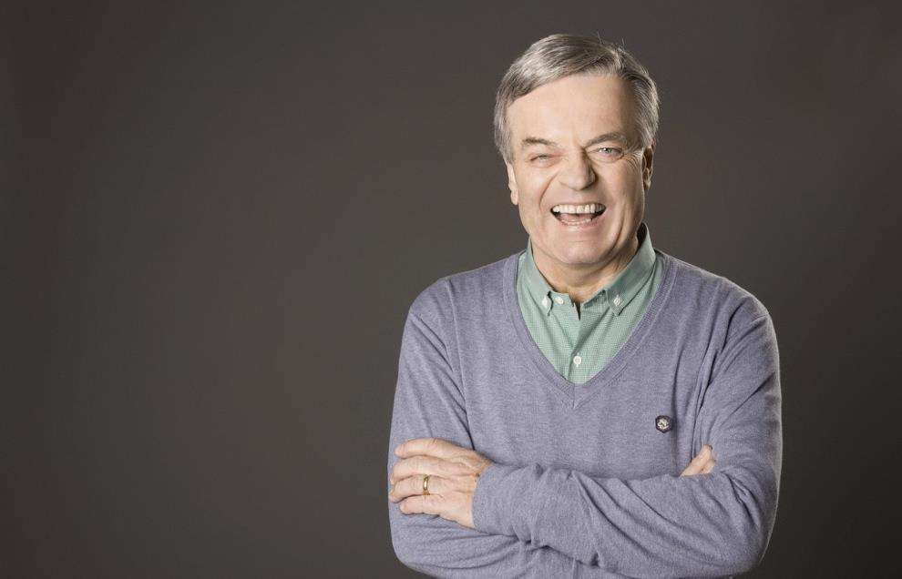 Tony Blackburn is going on tour
