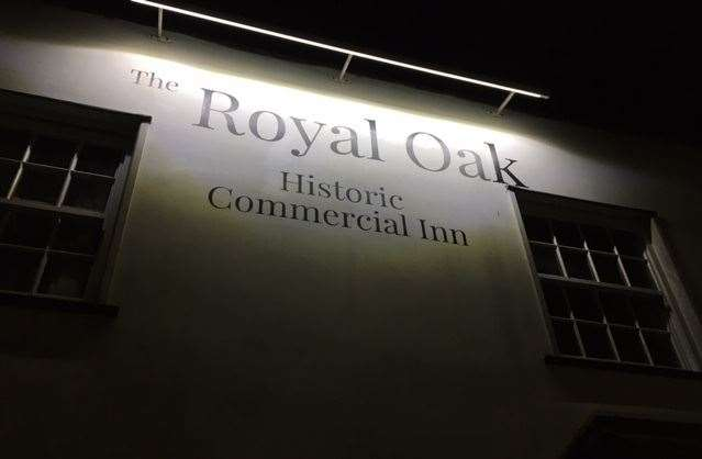 The Royal Oak is perfectly position in Hawkhurst, just off the main crossroads on Rye Road, right at the centre of the village