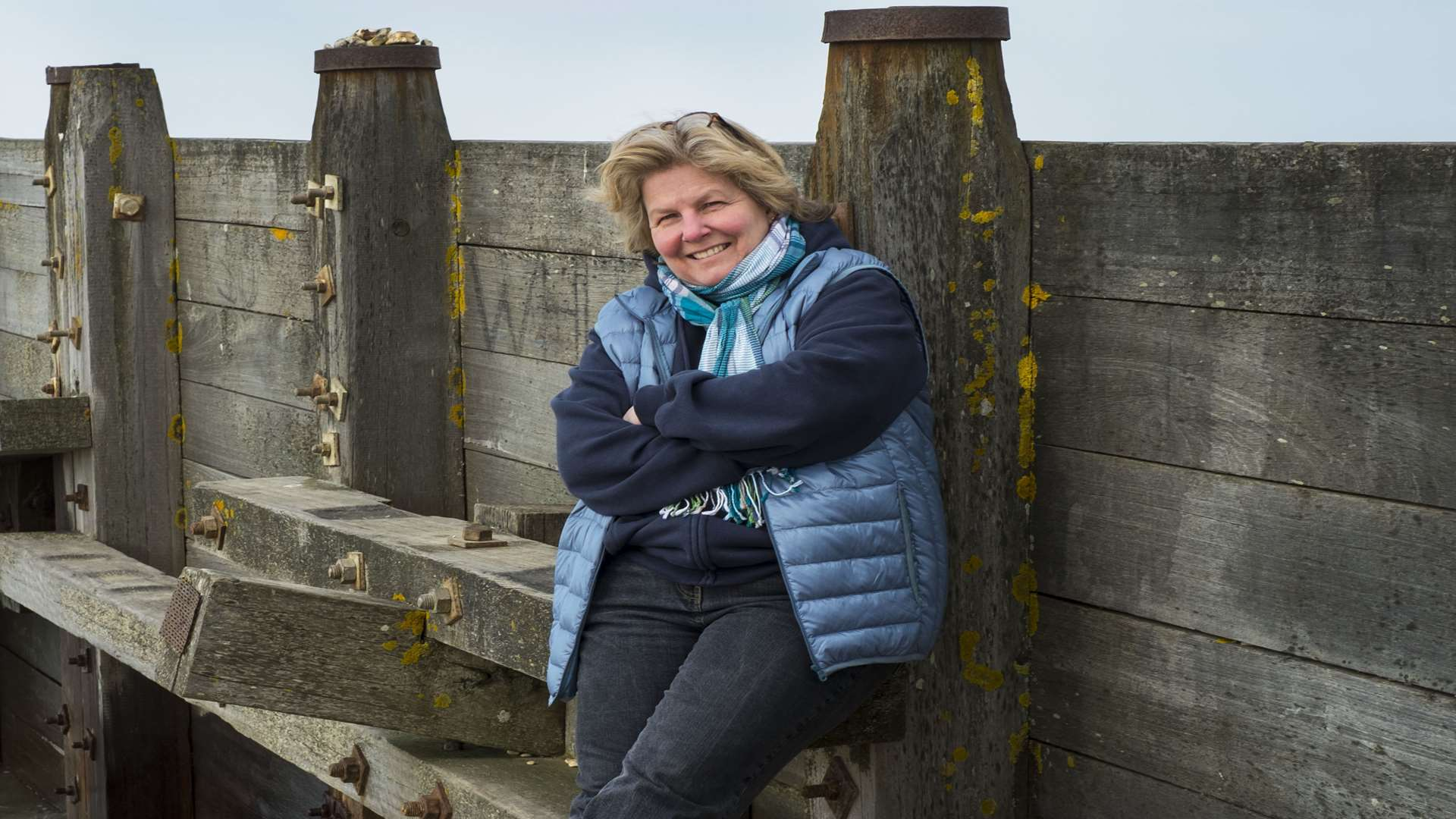 Sandi Toksvig will be co-presenting the show
