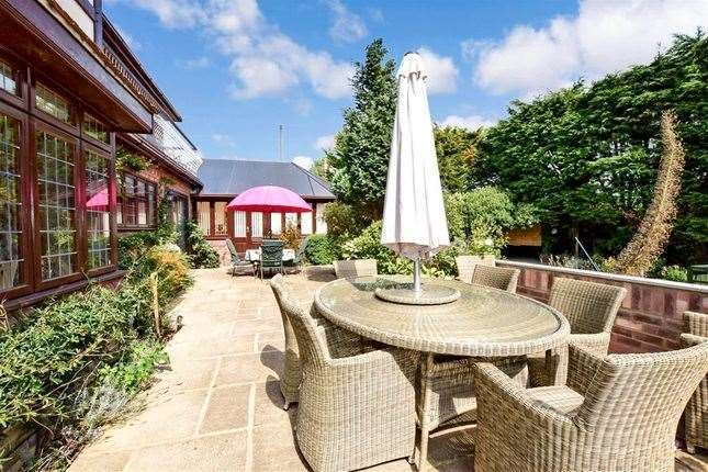 The property is up for sale at £1.3m. Picture: Zoopla / Wards