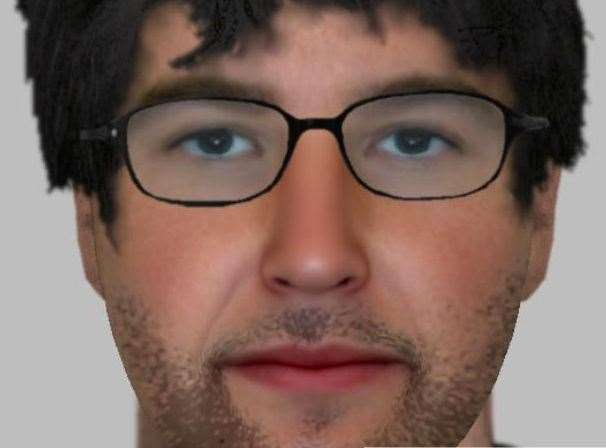 Police have released a CGI of the suspect (18550829)